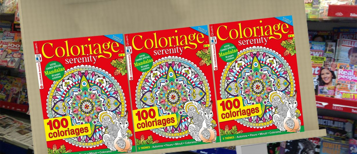 Coloriage Serenity N°08