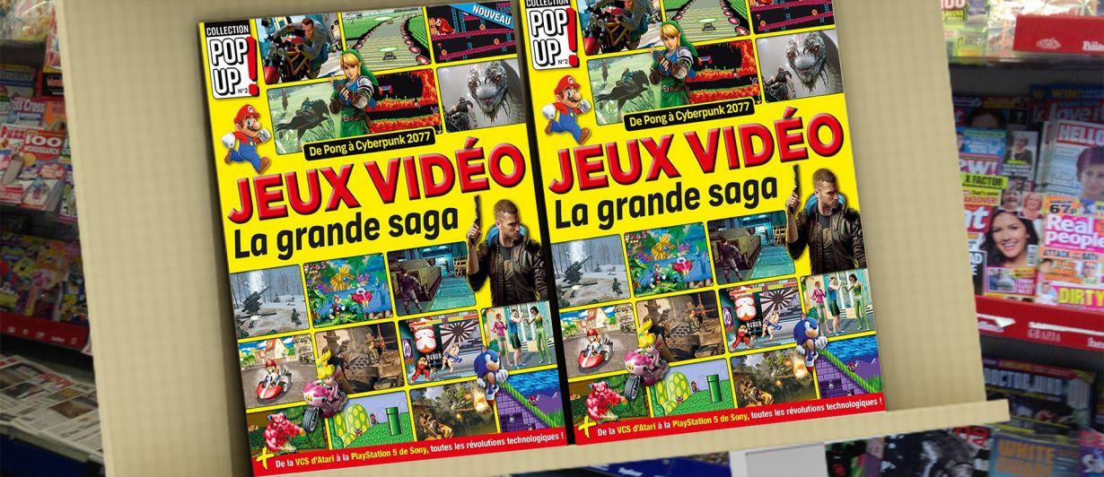 Pop-Up! #02 : Jeux Vidéo, la grande saga