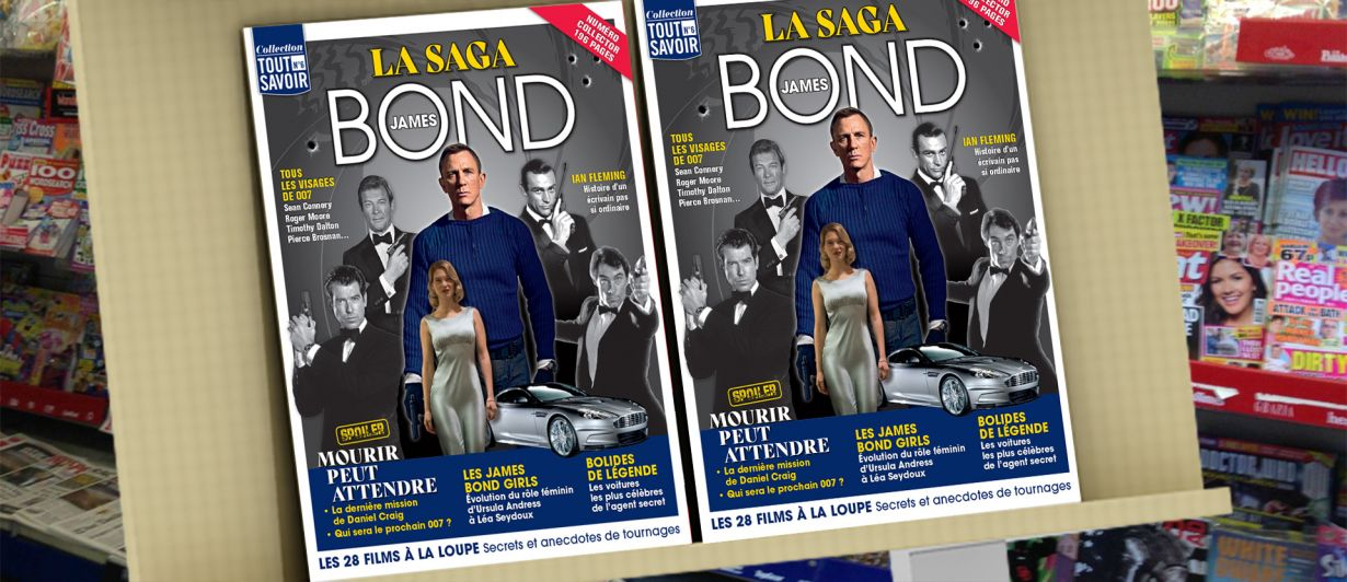 Collection Tout Savoir#06 : James Bond