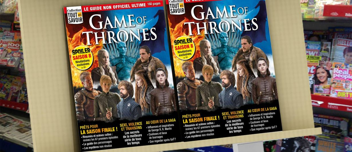 Collection Tout Savoir#02 : Game of Thrones