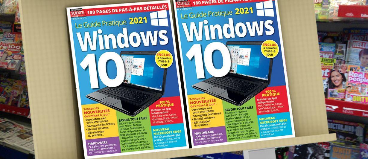 Guide Pratique 2021 Windows 10