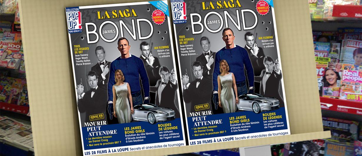 Pop-Up! #HS3 : James Bond