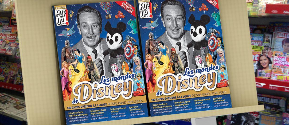 Pop-Up! #03 : Les mondes de Disney