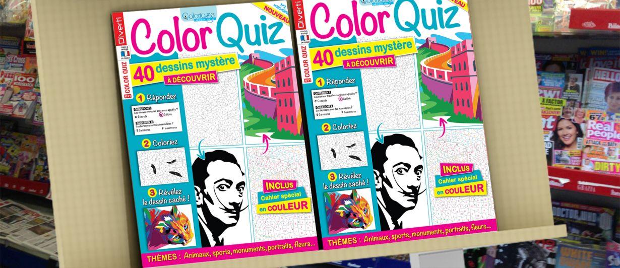 Color Quiz #01